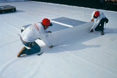 Firestone TPO roofing system